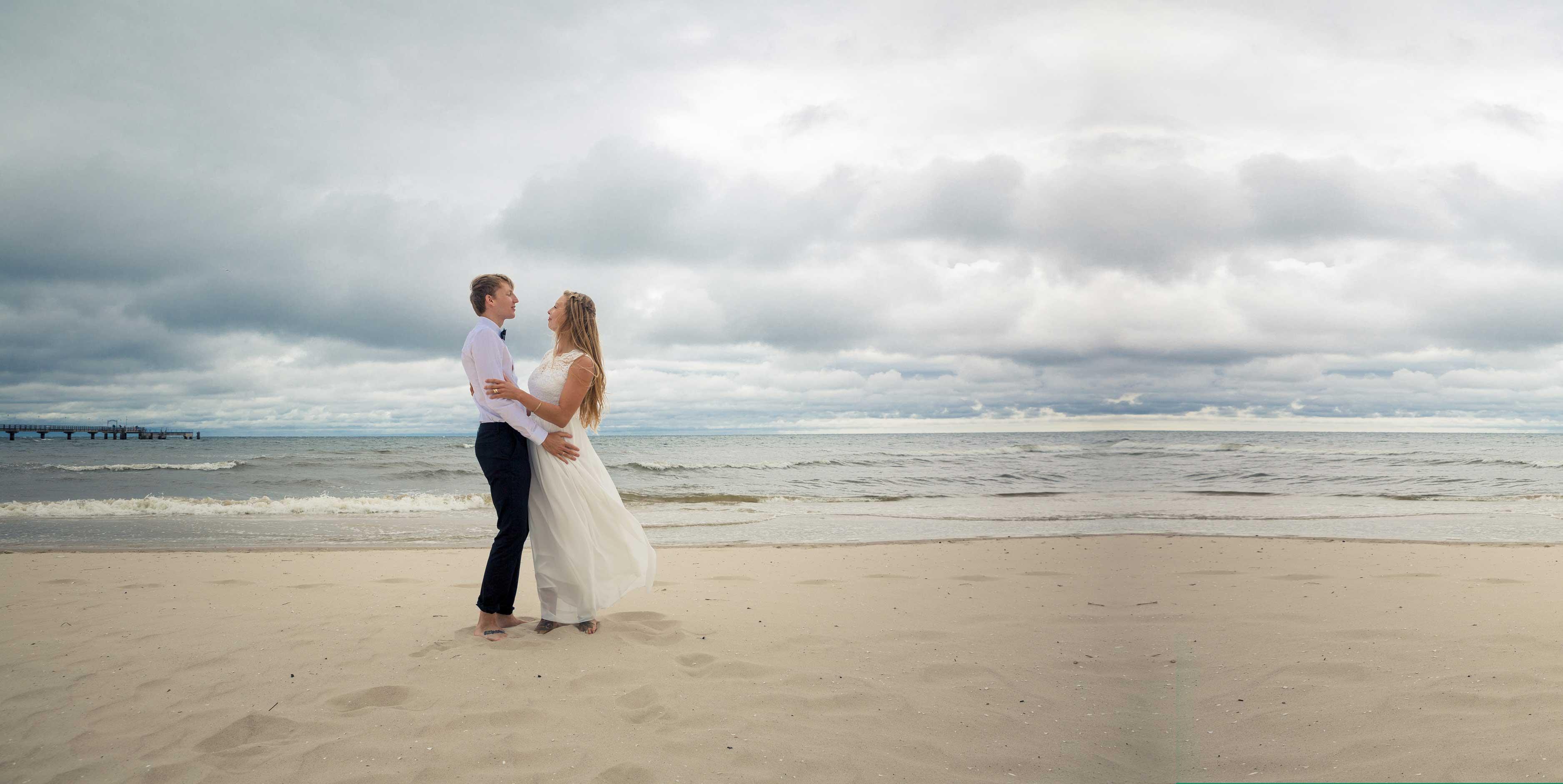 Hochzeit Am Strand Heiraten Am Meer Strand Hochzeiten De
